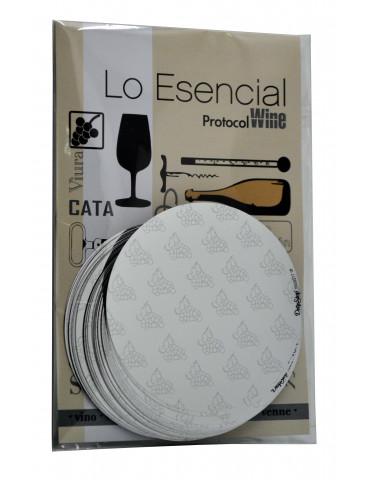 Catering pack 50 ud Lámina vertedora vino dropstop®