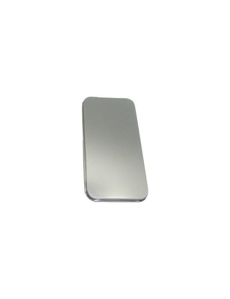 sacacorcos serie limitda acero madera 2 impulsos 1 palanca + funda cinturón caja
