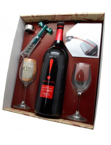 Estuche Magnum  * Vinotauro * para 1 botella