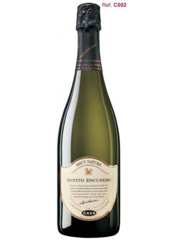 Botella Cava Brut Nature