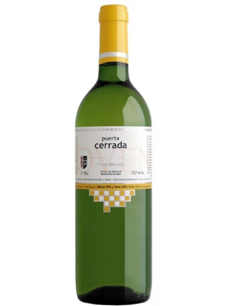 botella vino blanco madrid
